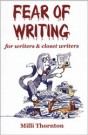 Fear of Writing book cover