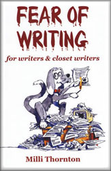 Fear of Writing, the book