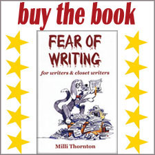 Fear of Writing . . . putting the fun back into writing!
