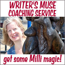 Writer's Muse Coaching Service | Milli Thornton
