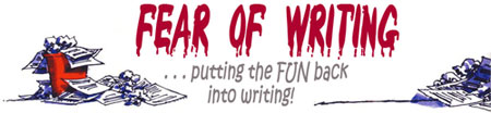 Fear of Writing blog